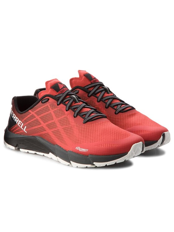 Merrell Merrell Παπούτσια Bare Access Flex J09655 Κόκκινο