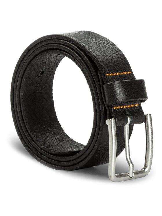 Boss Boss Pánský pásek Jelin 50385630 Černá