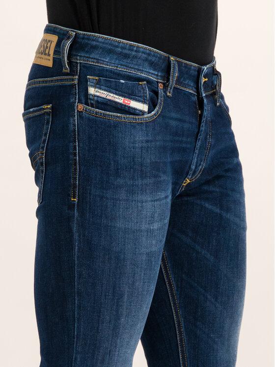 Diesel Diesel Jeans Sleekner-X 00SWJG 083AV Blu scuro Skinny Fit