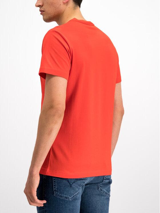 Versace Jeans Versace Jeans Tričko B3GTB72E Červená Slim Fit