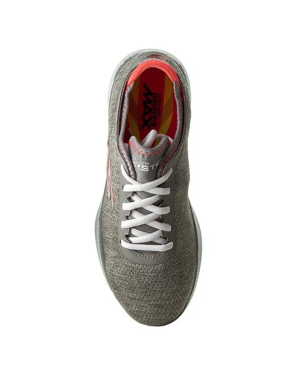 Skechers Skechers Παπούτσια Agile 14485/GYPK Γκρι