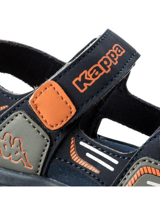 Kappa Kappa Sandały Pure K 260594K Niebieski