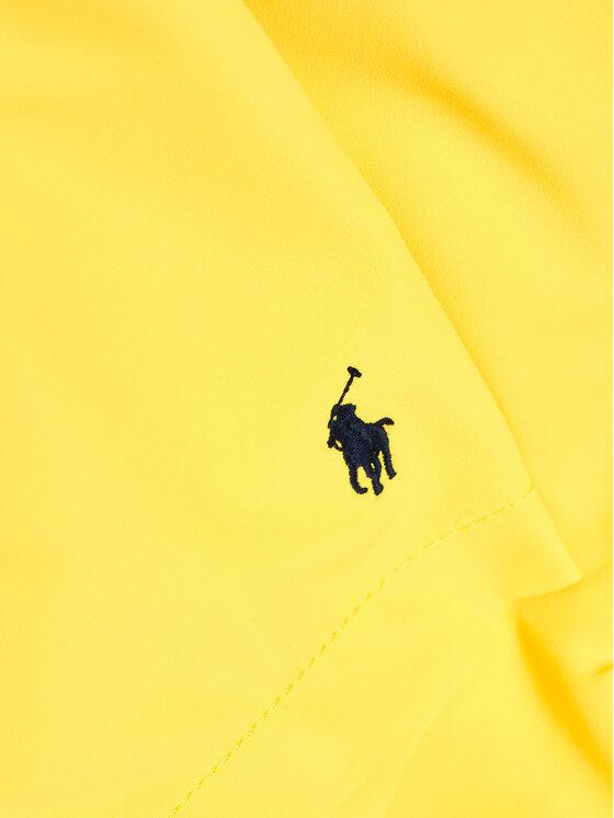 Polo Ralph Lauren Polo Ralph Lauren Szorty kąpielowe Traveler Sho 323785582014 Żółty Regular Fit
