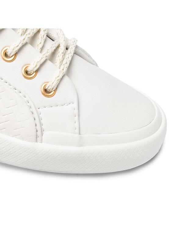 Lacoste Lacoste Tenisky Lancelle Sneaker 1191 Cfa 7-37CFA003018C Bílá