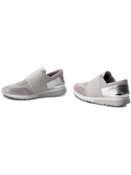 MICHAEL Michael Kors MICHAEL Michael Kors Sneakers Mk Trainer 43T8MKFS3D Gris