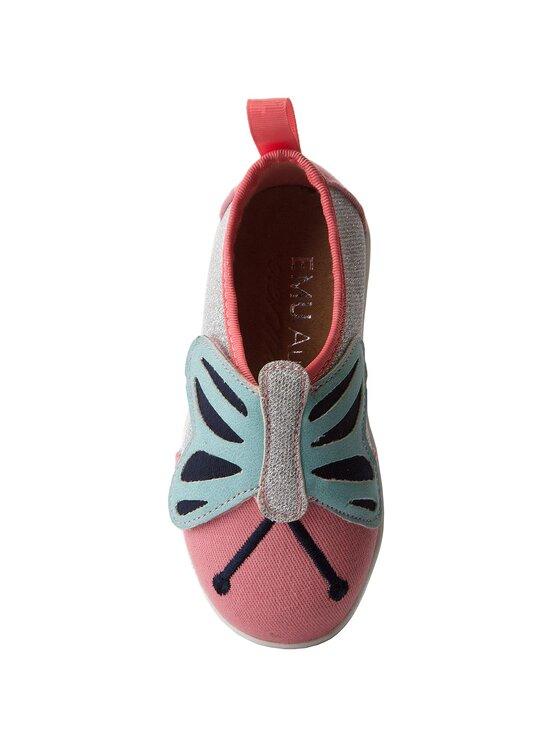 EMU Australia EMU Australia Bačkory Butterfly Sneaker K11472 Růžová