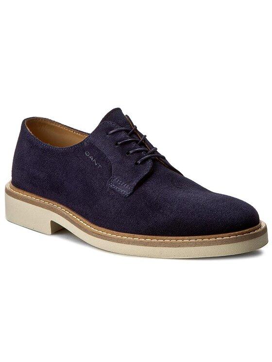 Gant Gant Chaussures basses Parker 14633728 Bleu marine
