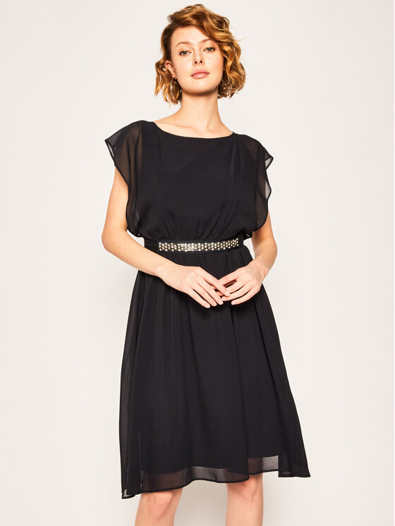 Pennyblack Kokteilinė suknelė Marilu 12211720 Tamsiai mėlyna Regular Fit