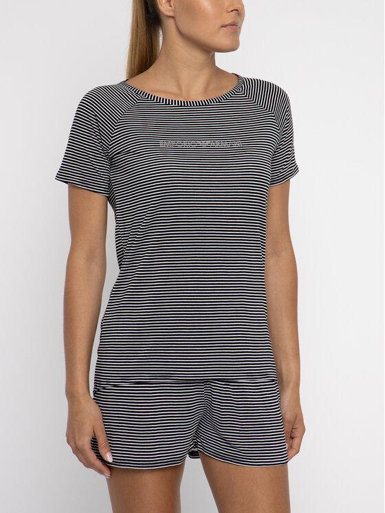 Emporio Armani Underwear Emporio Armani Underwear Pizsama 164270 9P254 18920 Fekete Regular Fit