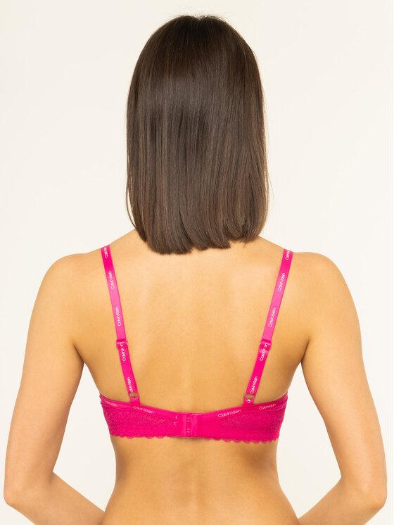 Calvin Klein Underwear Calvin Klein Underwear Podprsenka s kosticami 000QF5146E Ružová