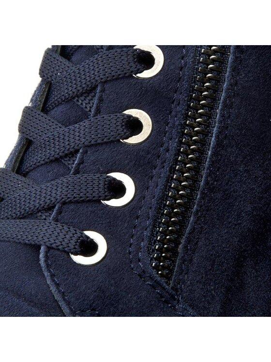 Baldinini Baldinini Sneakers 648436PCAMO18 F Bleu marine