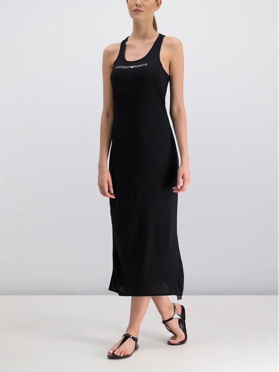 Emporio Armani Underwear Emporio Armani Underwear Každodenní šaty 164179 9P254 00020 Černá Regular Fit