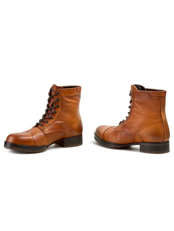 Armani Jeans Armani Jeans Cizme Z6584 77 87 Maro