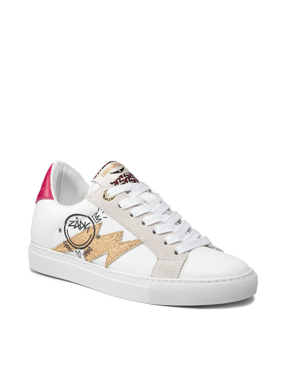 Zadig&Voltaire Laisvalaikio batai WKAM1720F Balta