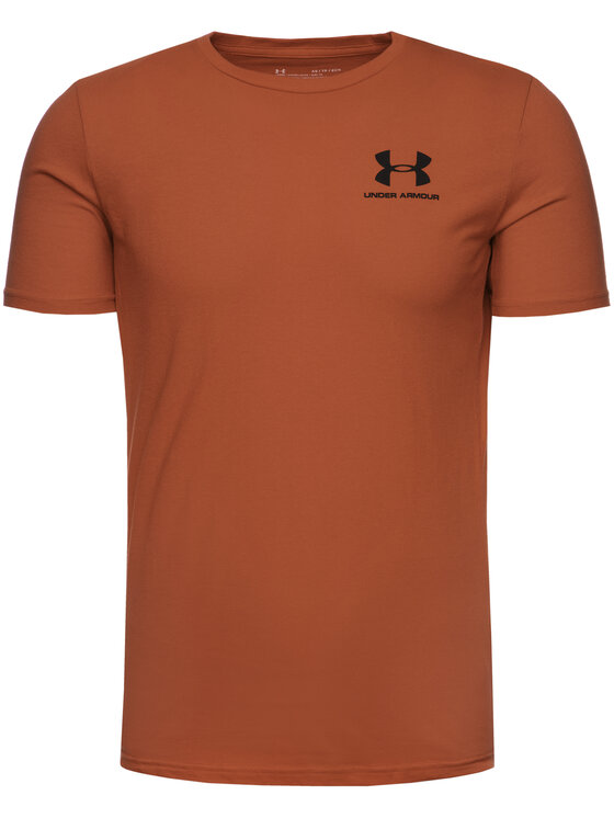 Under Armour Under Armour T-shirt UA Sportstyle LC 1347880 Rosso Regular Fit