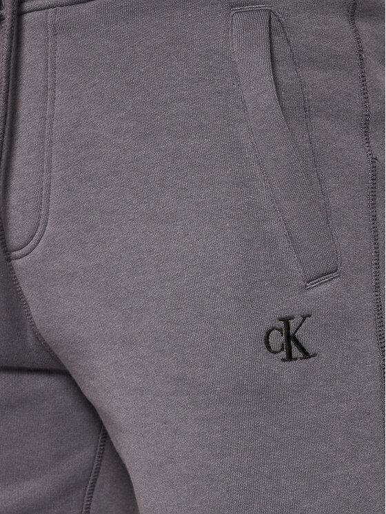 Calvin Klein Jeans Calvin Klein Jeans Sportshorts Fleece Jogger J30J314675 Grau Regular Fit