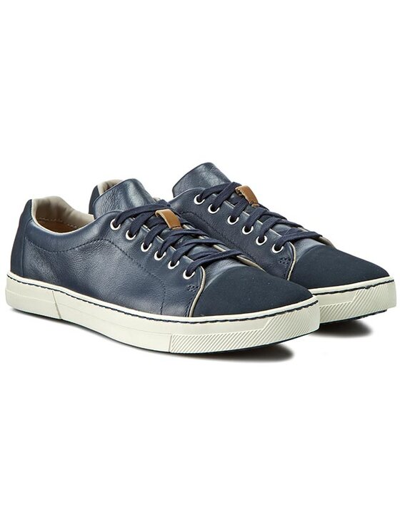 Clarks Clarks Sportcipő Ballof Walk 261125897 Kék