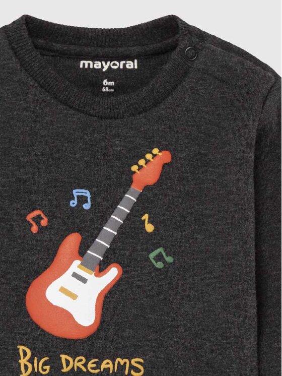 Mayoral Mayoral Dres 2610 Kolorowy Regular Fit