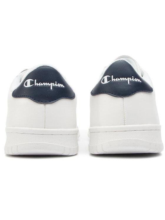 Champion Champion Сникърси Cc Evo Pu S20820-S19-WW001 Бял