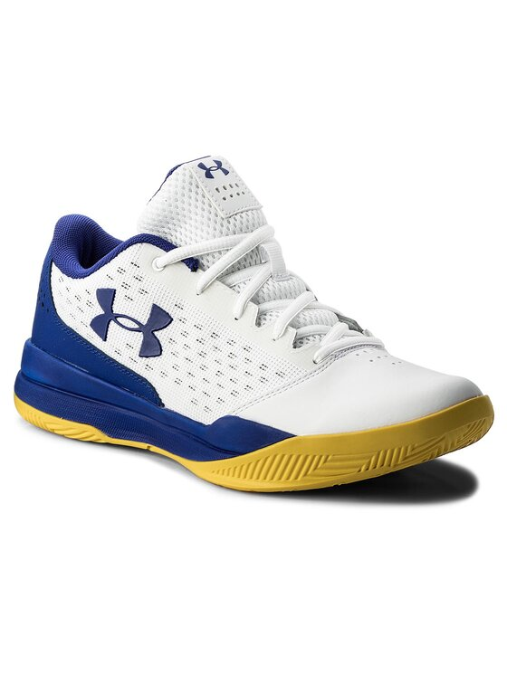 Under Armour Under Armour Обувки Ua Jet Low 3020254-101 Бял