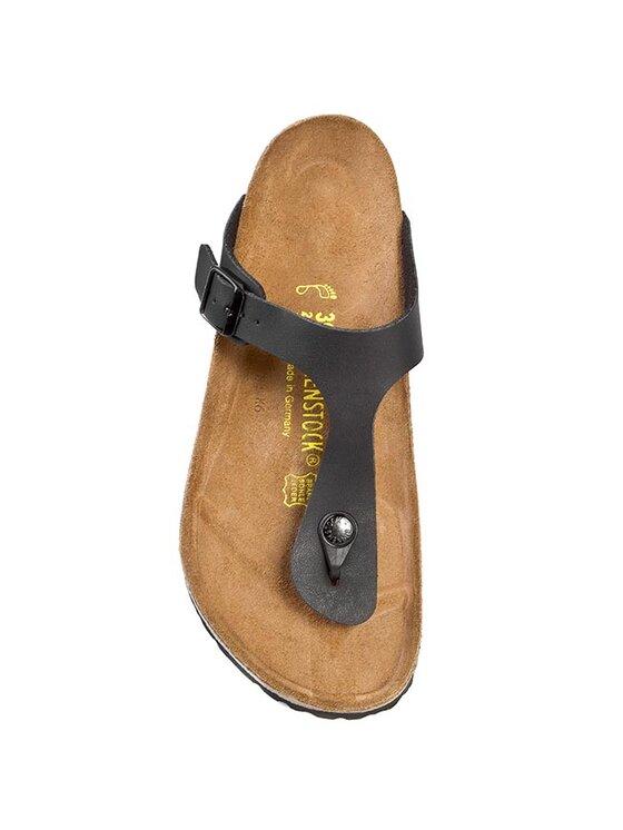 Birkenstock Birkenstock Flip flop Gizeh 043691 Negru