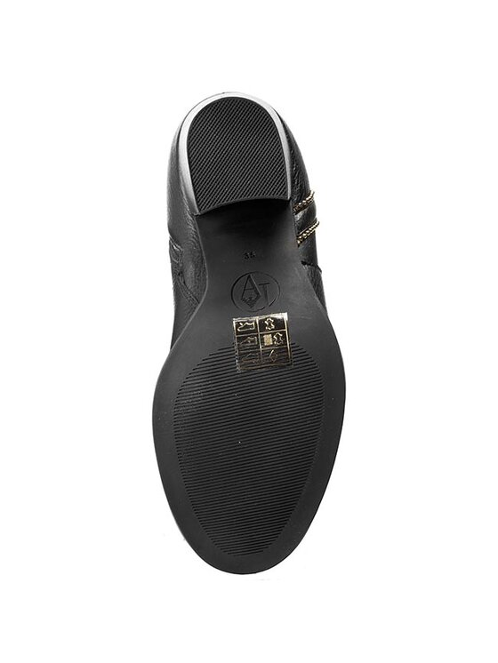 Armani Jeans Armani Jeans Bokacsizma B5590 28 12 Fekete