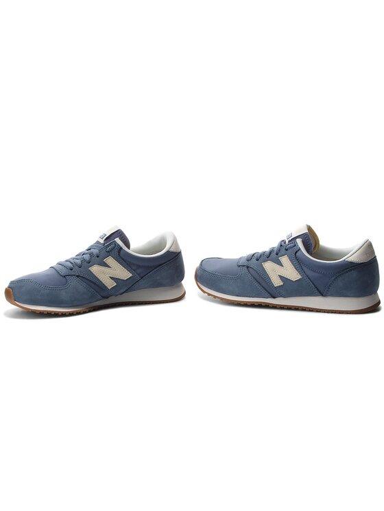 New Balance New Balance Sneakersy U420CBC Granatowy