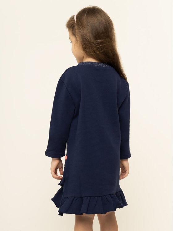 Billieblush Billieblush Sukienka codzienna U12510 Granatowy Regular Fit