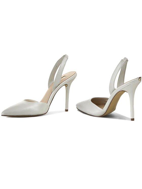 Guess Guess Sandále Pascal3 FLPA31 LEM05 Biela