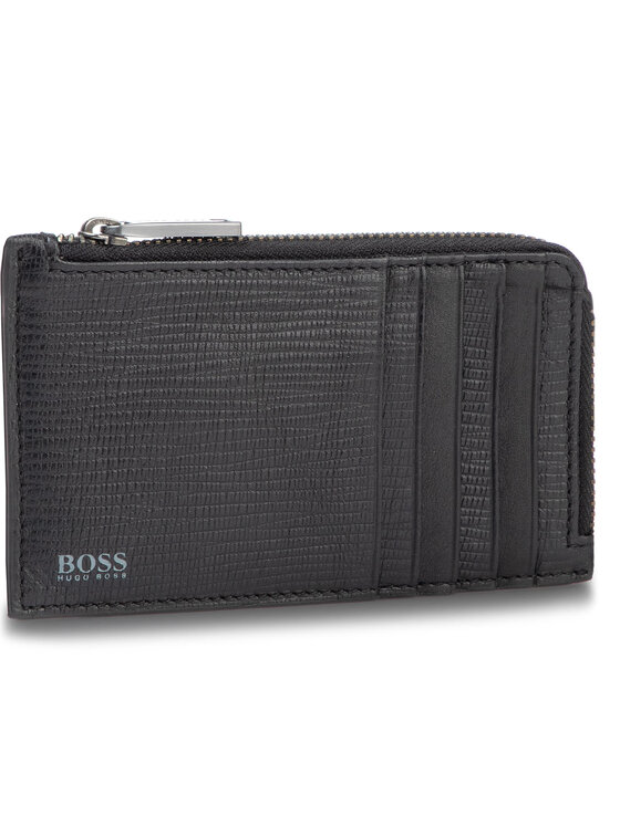 Boss Boss Etui na karty kredytowe Cosmopole 50422436 Czarny