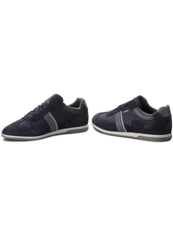 Geox Geox Sneakersy U Renan C U844GC 02211 C4002 Granatowy