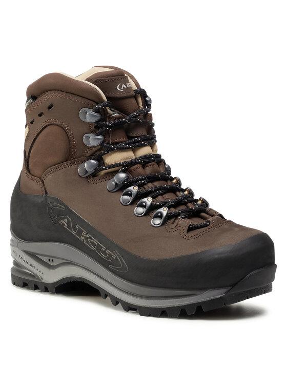 Aku Turistiniai batai Superalp Nbk Gtx GORE-TEX 592 Ruda