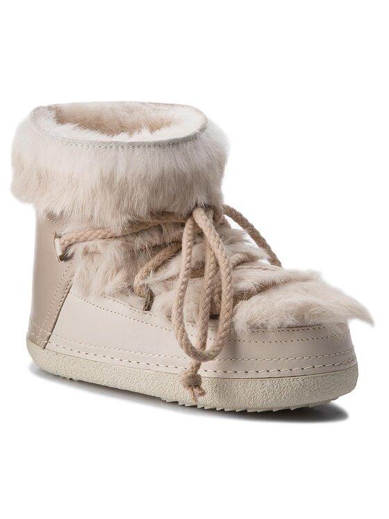 Inuikii Inuikii Scarpe Boot Rabbit 70101-11 Beige
