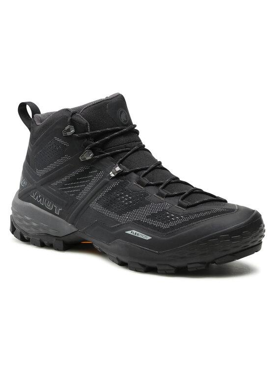 Mammut Turistiniai batai Ducan Mid Gtx GORE-TEX 3030-03540-00288-1085 Juoda