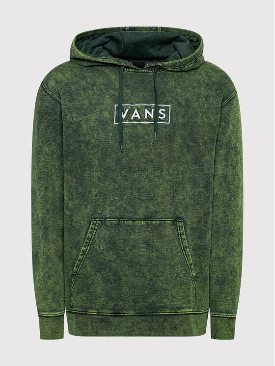Vans Vans Bluza Easy Wash VN0A54AL Zielony Regular Fit
