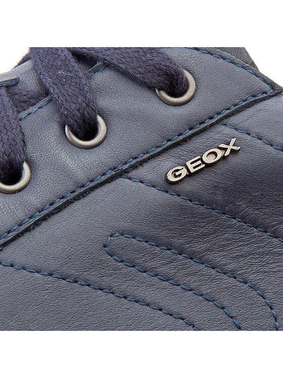 Geox Geox Sneakersy U Smart H U44X2H 00043 C4021 Granatowy