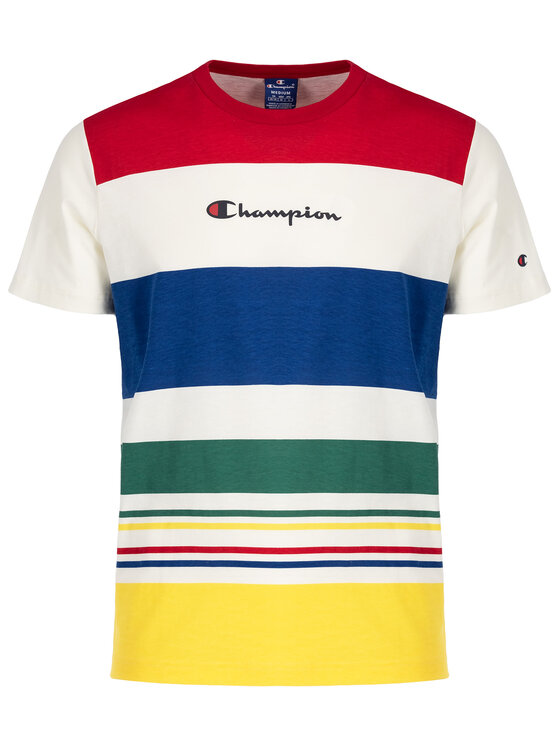 Champion Champion T-Shirt 212793 Kolorowy Regular Fit