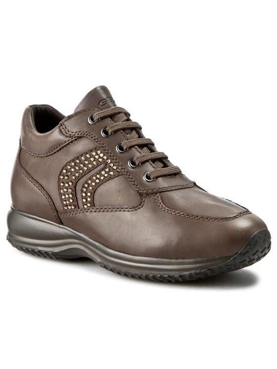 Geox Geox Sneakers D Happy C D5462C 000CL C1018 Maro