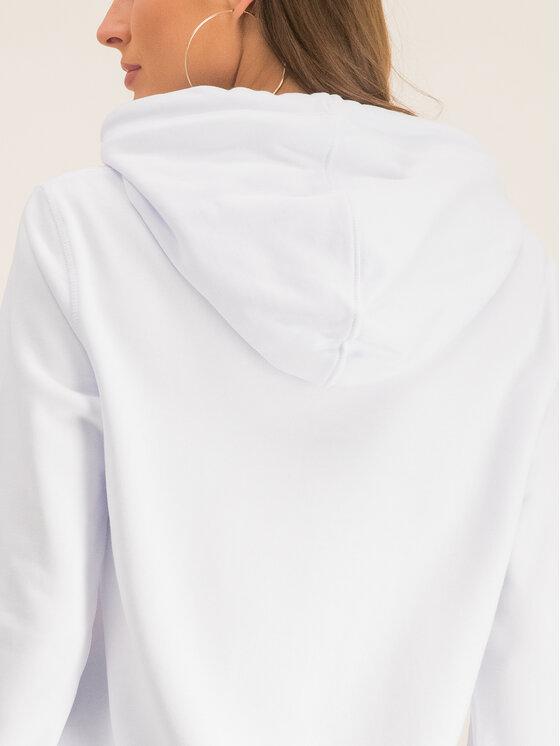 Versace Jeans Couture Versace Jeans Couture Sweatshirt B6HVA71T Blanc Regular Fit