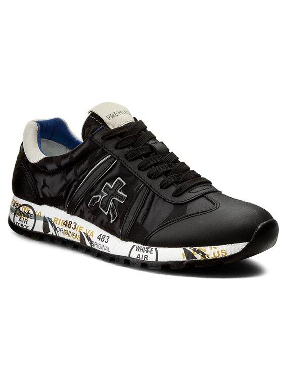 Premiata Premiata Sneakersy Lucy-D 1647 Čierna
