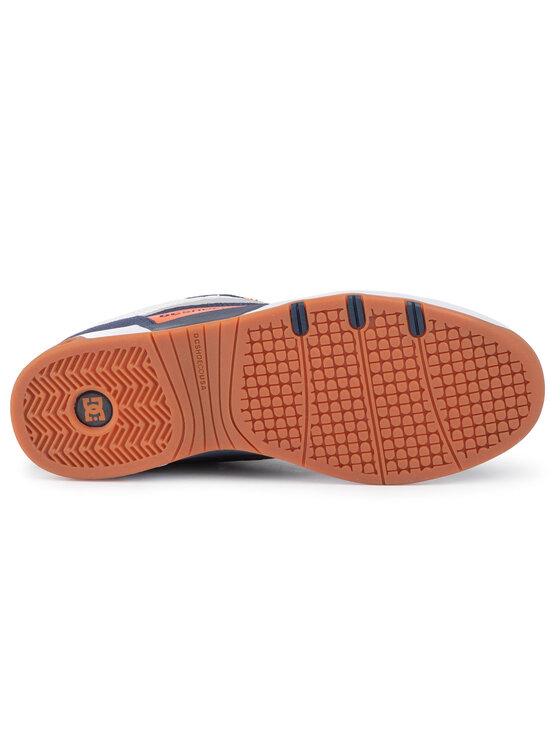 DC DC Sneakersy Legacy 98 Slim ADYS100445 Granatowy