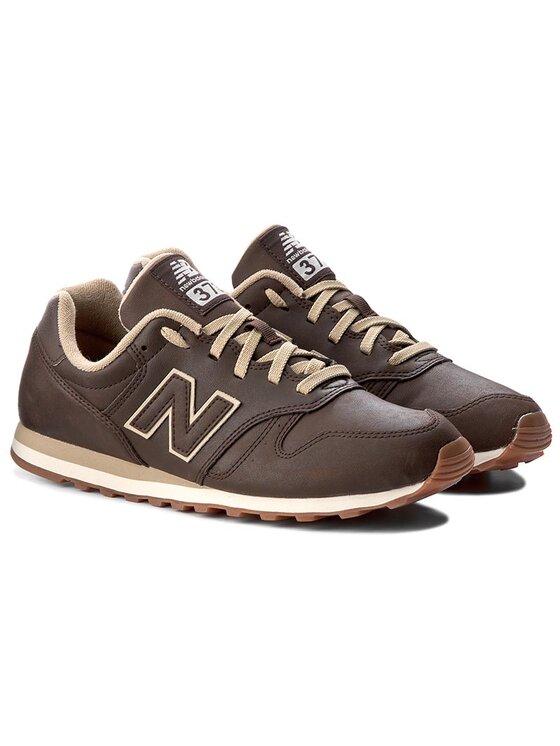 New Balance New Balance Laisvalaikio batai ML373BRO Ruda