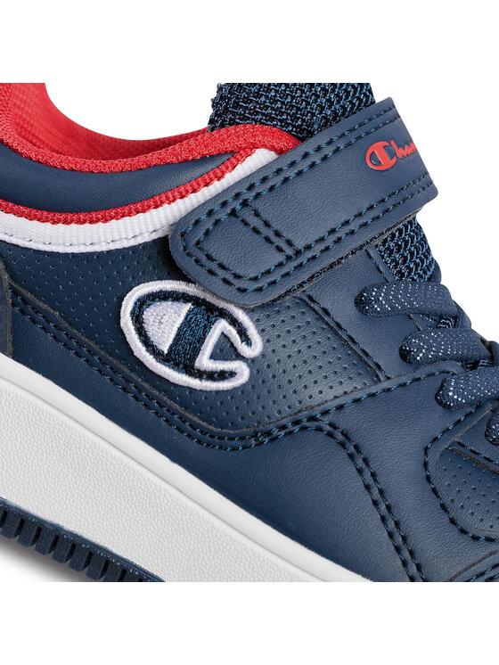 Champion Champion Sneakersy Rebound Low B Ps S31967-F20-BS501 Granatowy