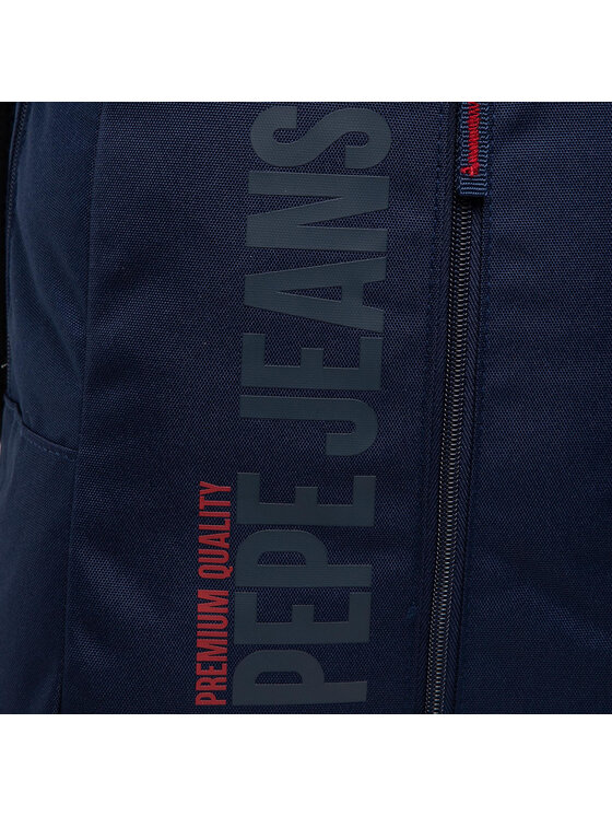 Pepe Jeans Pepe Jeans Plecak Raul Backpack PM030634 Granatowy