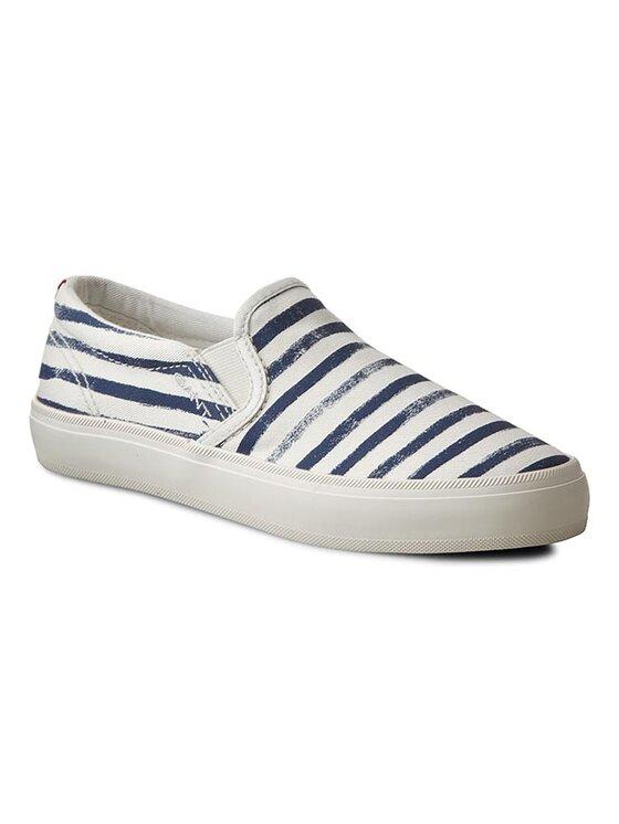 Gant Gant Tenisówki Zoe 12578258 Biały