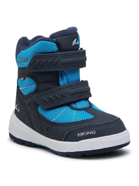 Viking Sniego batai Toasty II Gtx GORE-TEX 3-87060-535 Tamsiai mėlyna