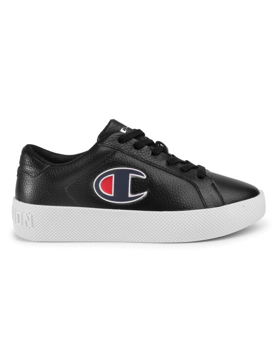 Champion Champion Sneakersy Era Leather S10739-S20-KK001 Czarny