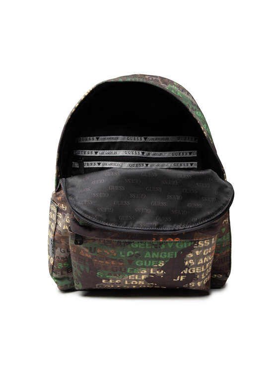 Guess Guess Plecak HMVILC P1475 Zielony