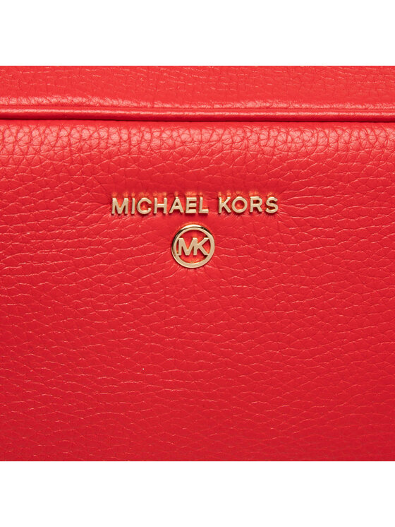 MICHAEL Michael Kors MICHAEL Michael Kors Kosmetyczka Jet Set Charm 32S1GT9T3L Czerwony