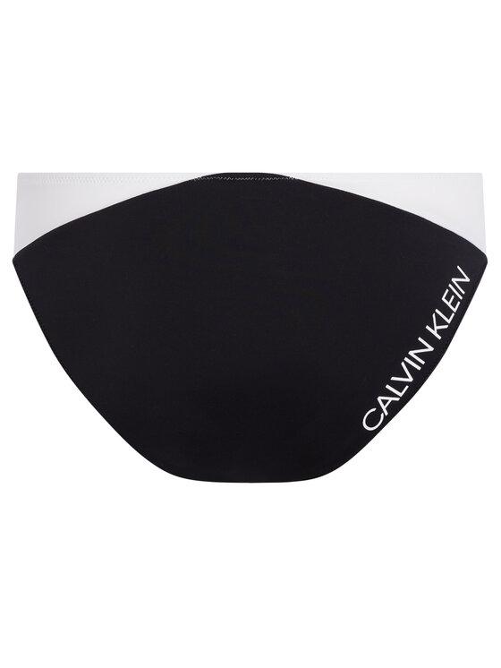 Calvin Klein Swimwear Calvin Klein Swimwear Bikini-Unterteil KW0KW00842 Schwarz